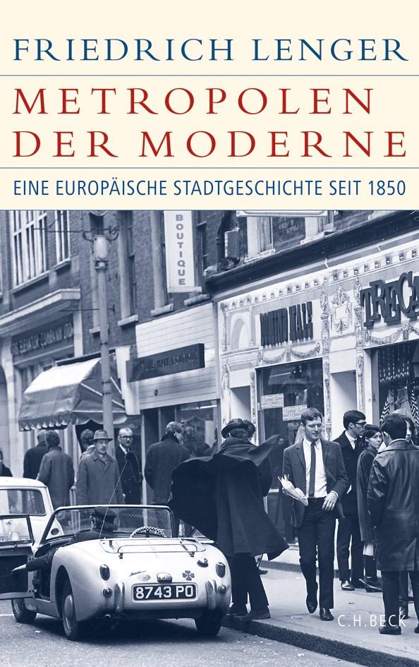 Cover des Buches 'Metropolen der Moderne'