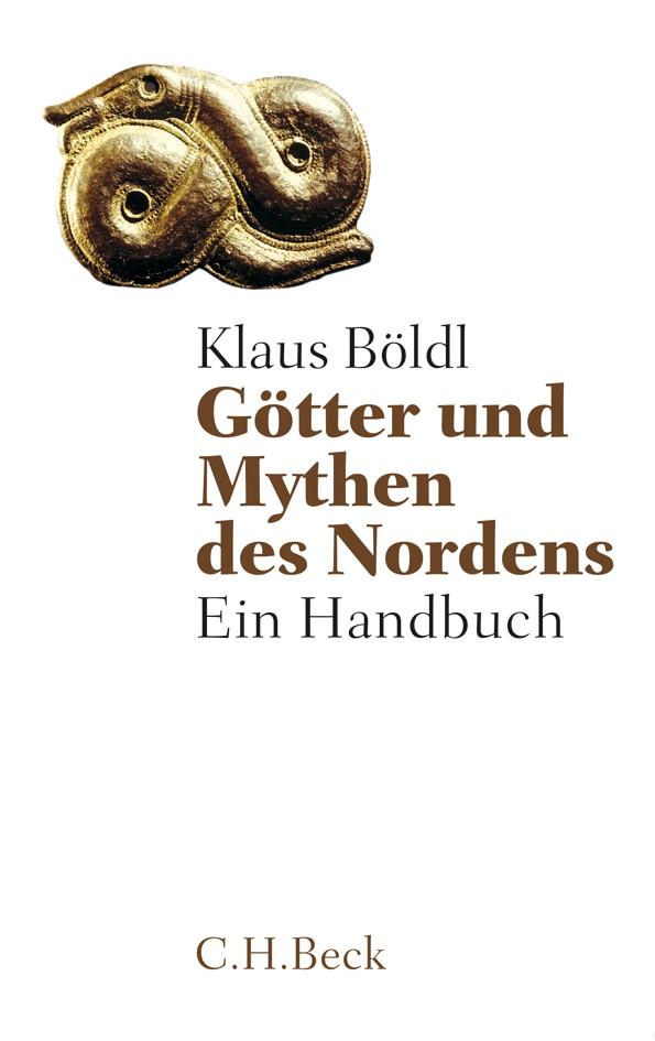 Cover des Buches 'Götter und Mythen des Nordens'
