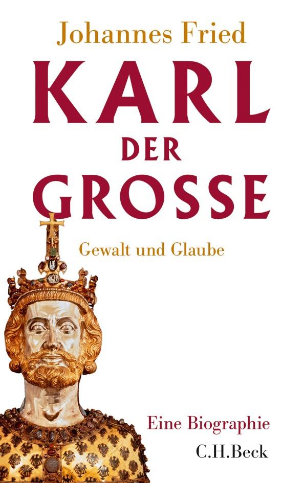 Cover des Buches 'Karl der Große'