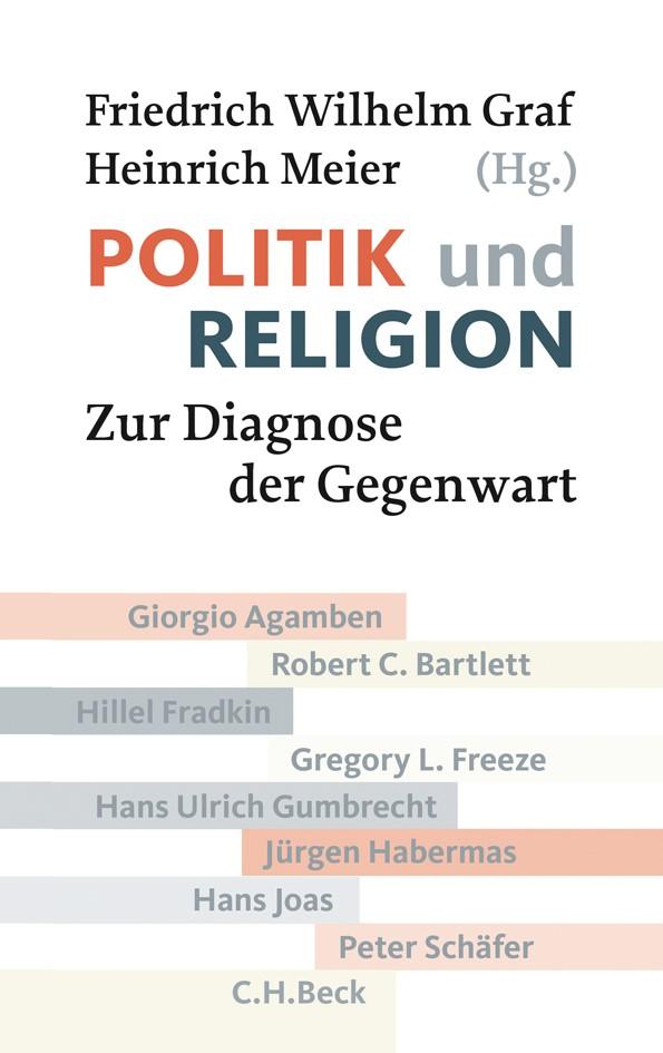 Cover des Buches 'Politik und Religion'