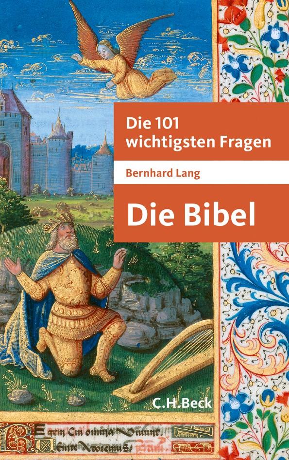 Cover des Buches 'Die 101 wichtigsten Fragen - Die Bibel'