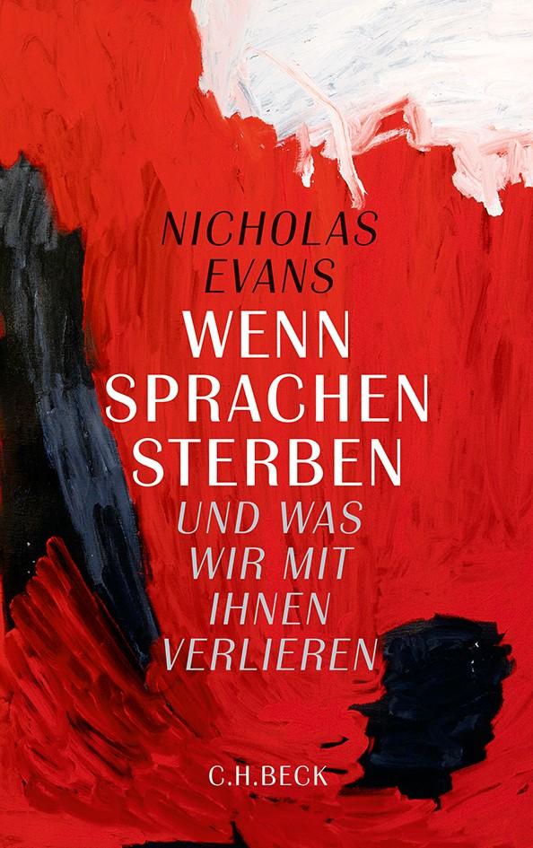 Cover des Buches 'Wenn Sprachen sterben'