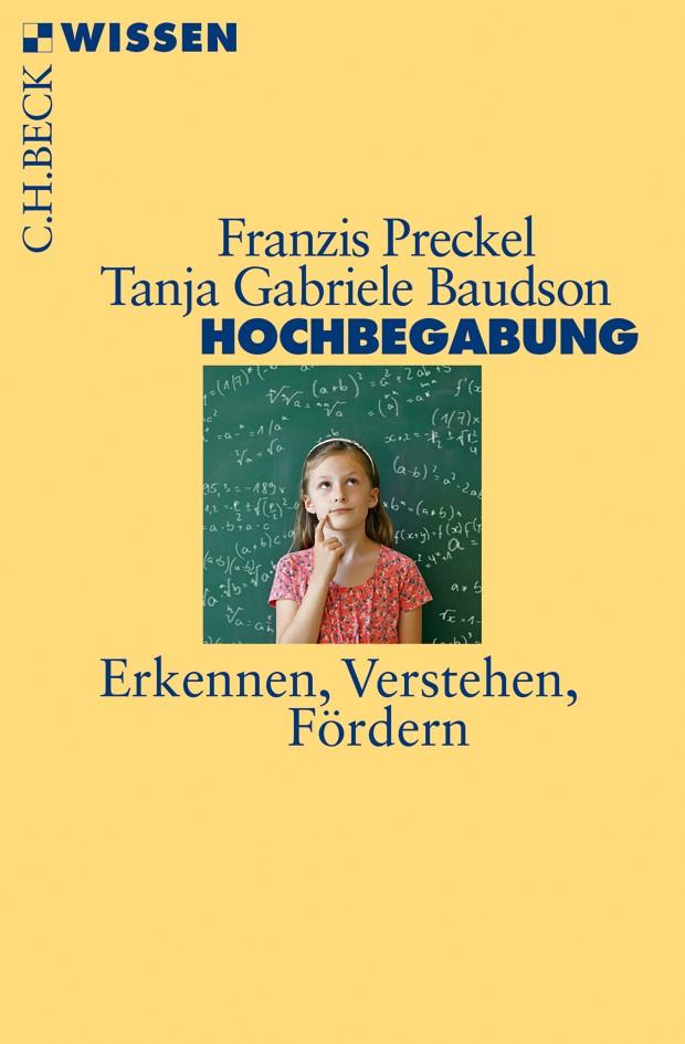 Cover des Buches 'Hochbegabung'