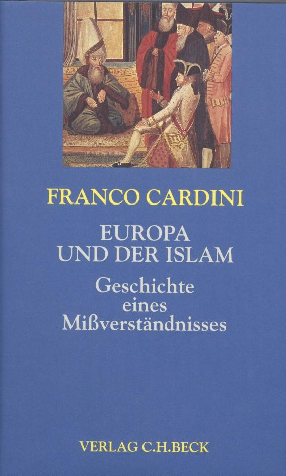 Cover des Buches 'Europa und der Islam'