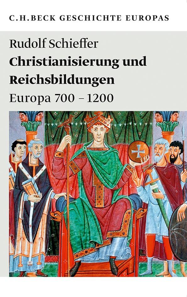 Cover des Buches 'Christianisierung und Reichsbildungen'