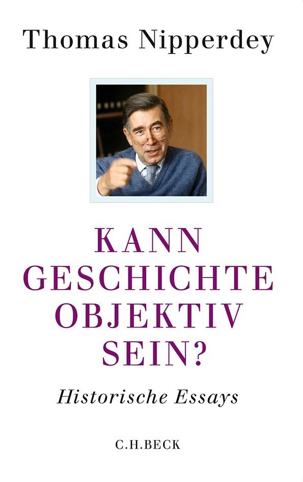 Cover des Buches 'Kann Geschichte objektiv sein?'