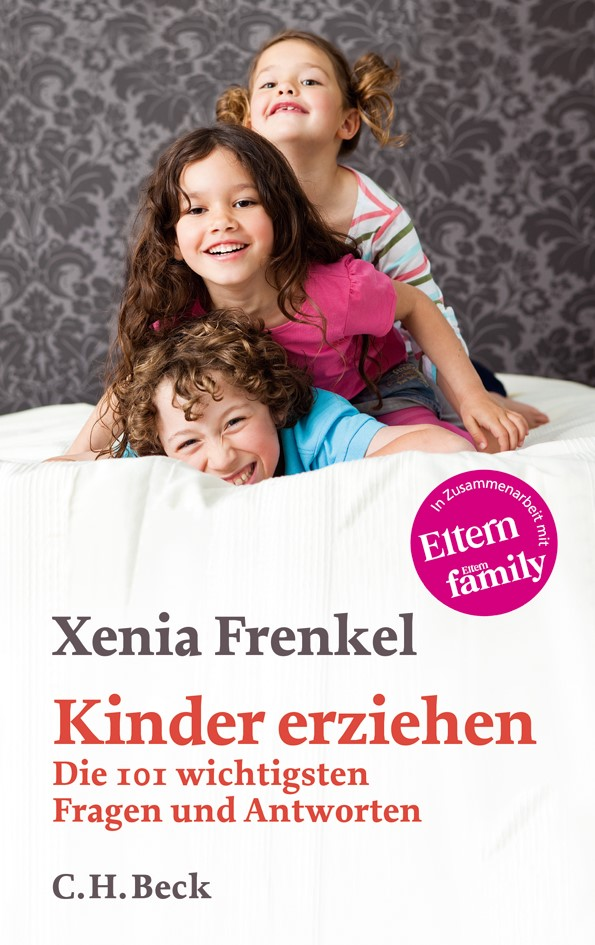 Cover des Buches 'Kinder erziehen'