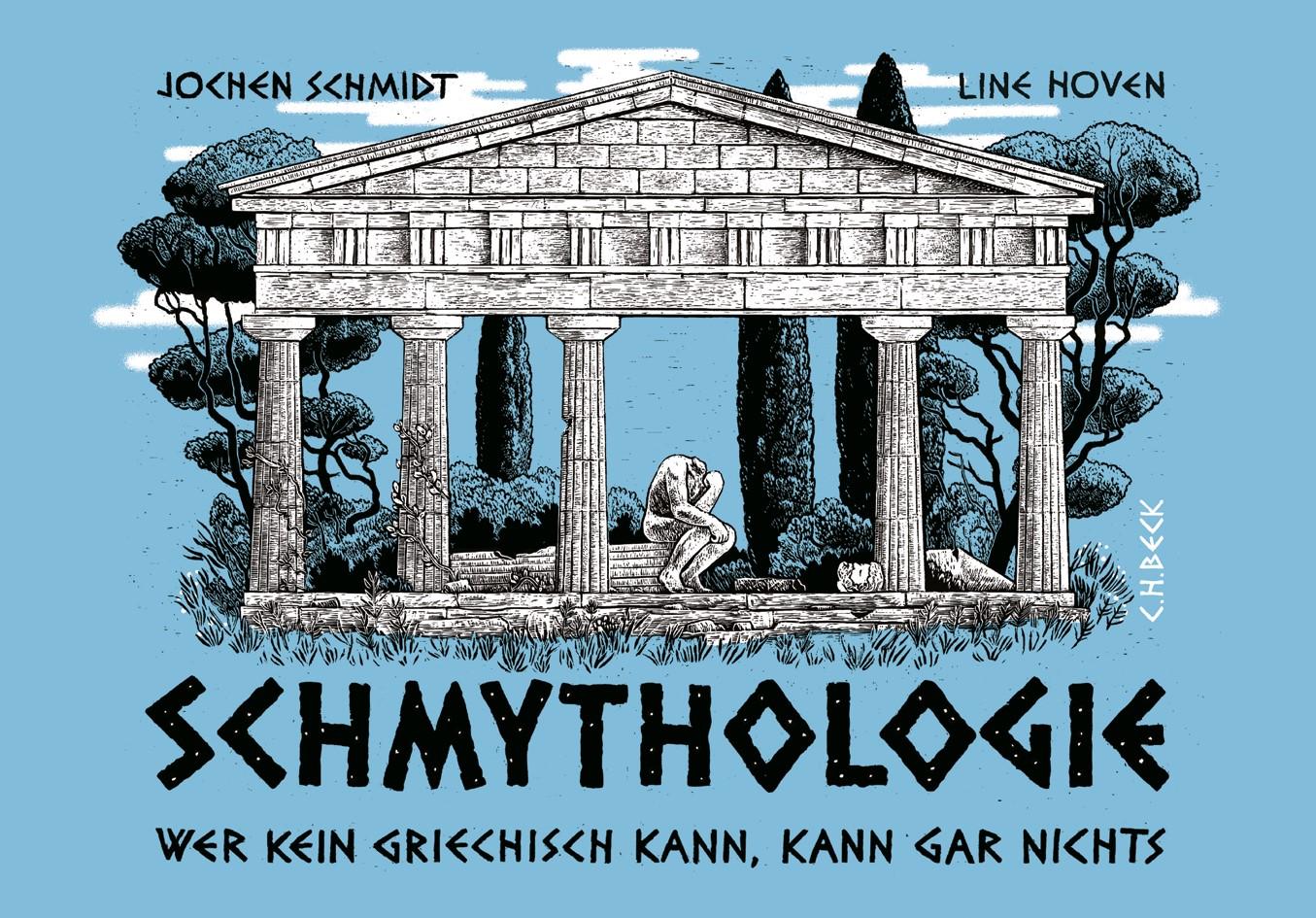 Cover des Buches 'Schmythologie'
