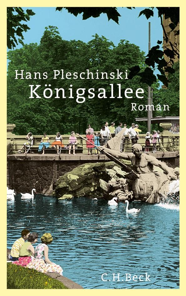 Cover des Buches 'Königsallee'