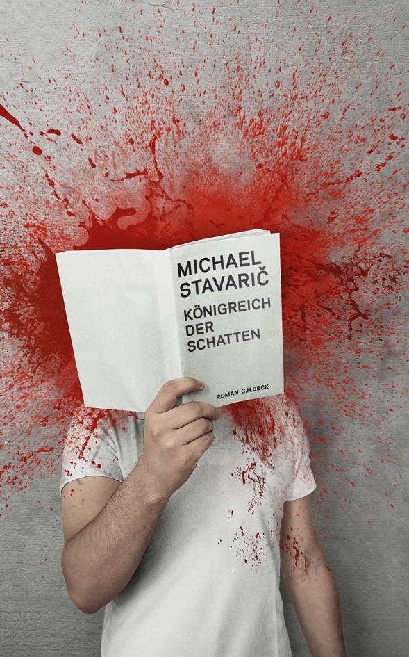 Cover des Buches 'Königreich der Schatten'