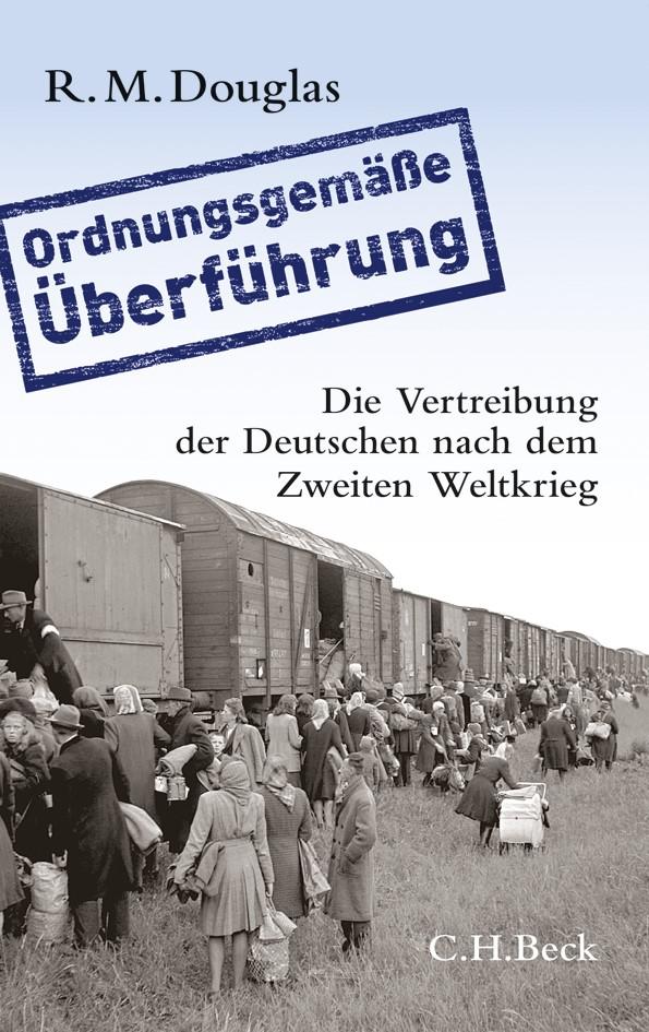Cover des Buches ''Ordnungsgemäße Überführung''