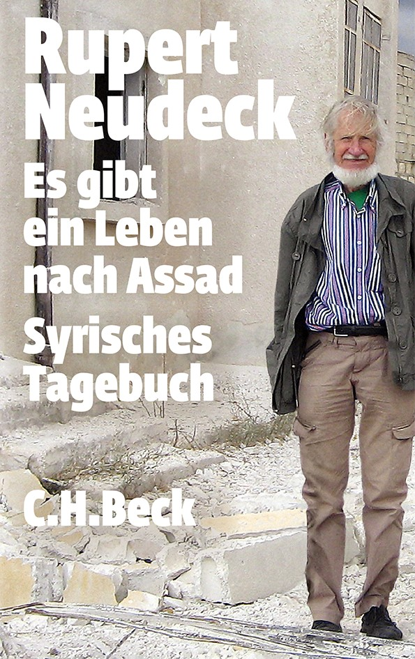 Cover des Buches 'Es gibt ein Leben nach Assad'