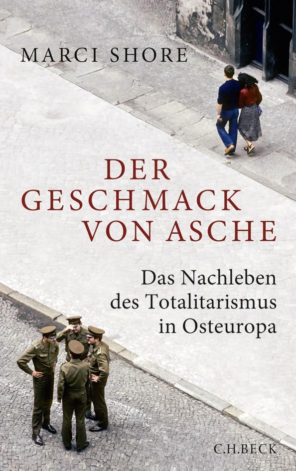 Cover des Buches 'Der Geschmack von Asche'