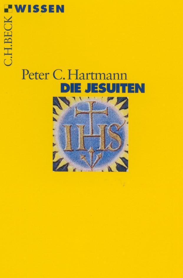 Cover des Buches 'Die Jesuiten'