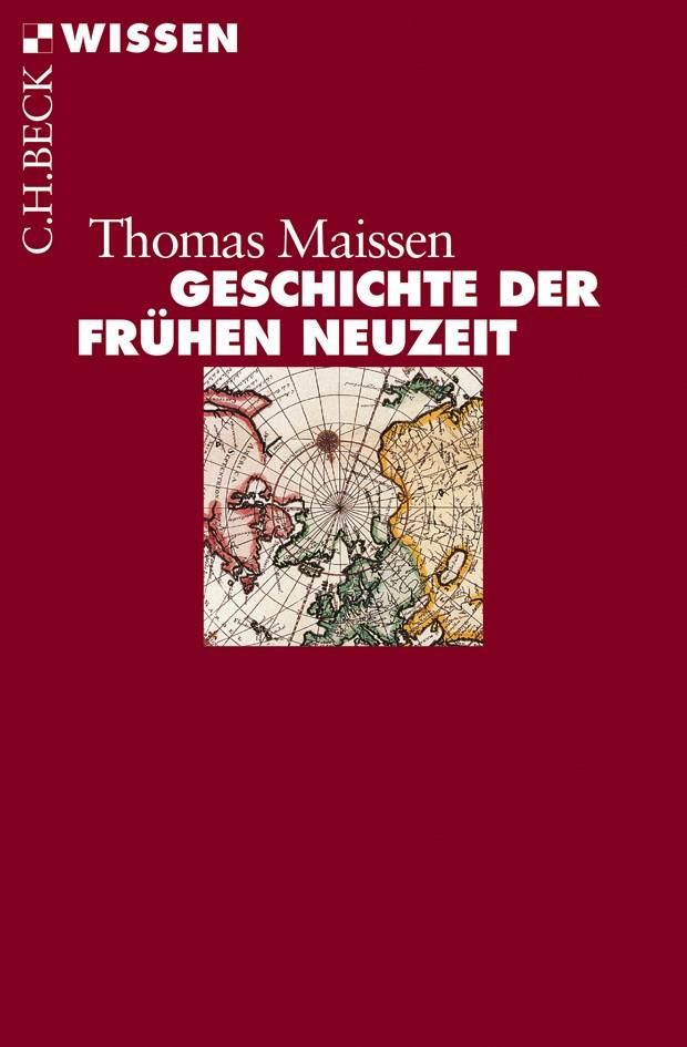 Cover des Buches 'Geschichte der Frühen Neuzeit'