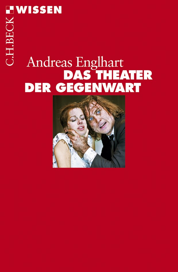 Cover des Buches 'Das Theater der Gegenwart'
