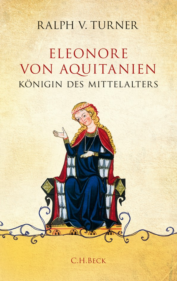 Cover des Buches 'Eleonore von Aquitanien'