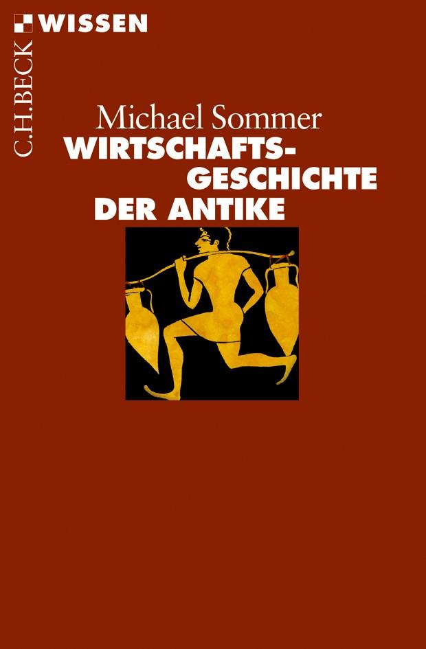 Cover des Buches 'Wirtschaftsgeschichte der Antike'
