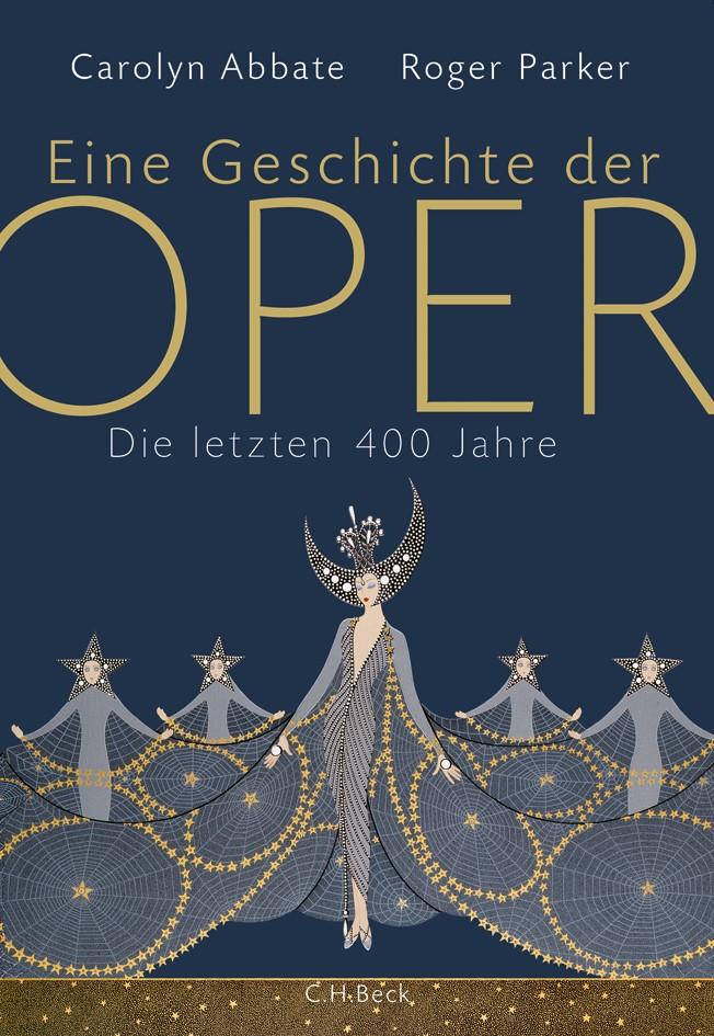 Cover des Buches 'Eine Geschichte der Oper'