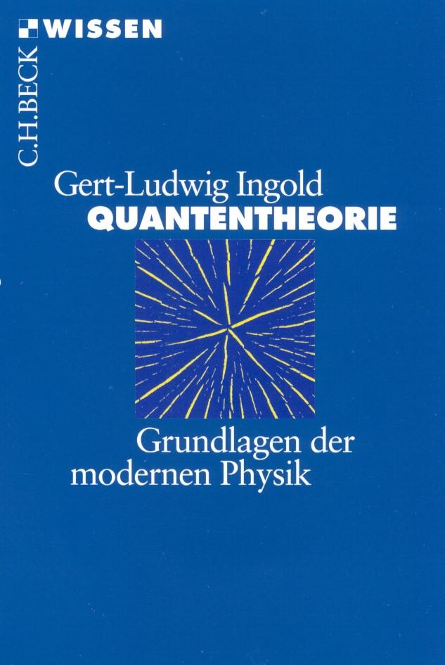 Cover des Buches 'Quantentheorie'