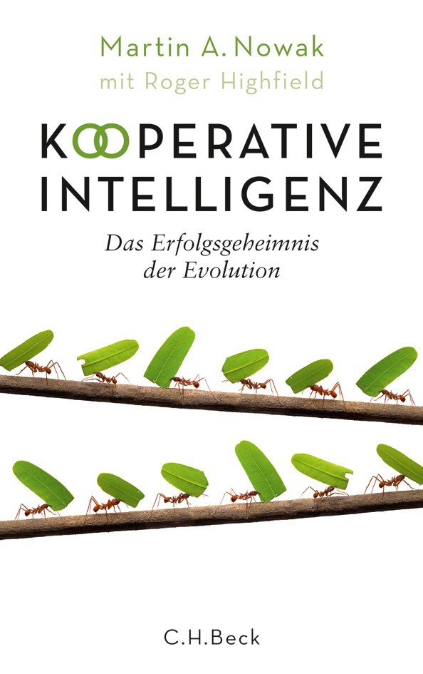 Cover des Buches 'Kooperative Intelligenz'