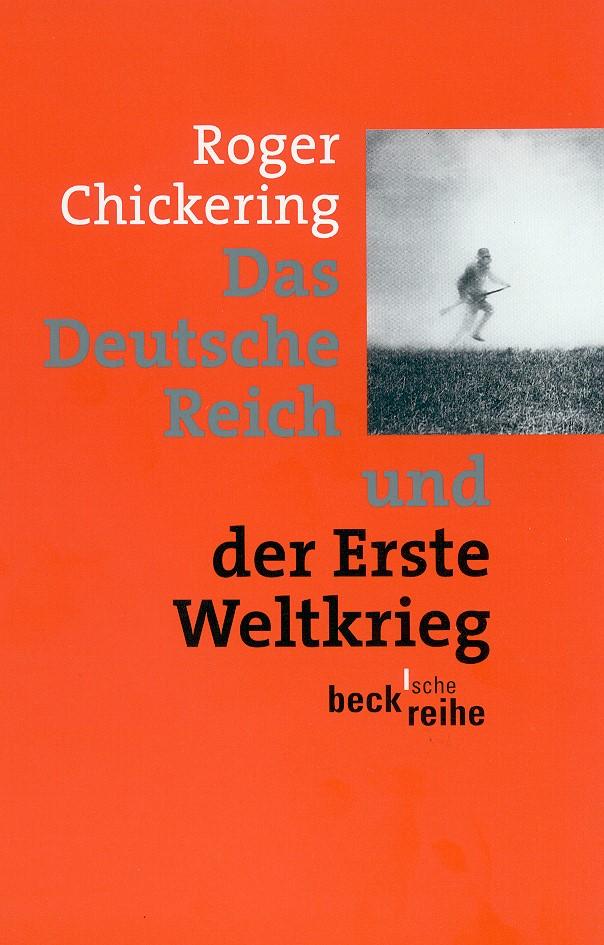 Cover des Buches 'Das Deutsche Reich und der Erste Weltkrieg'