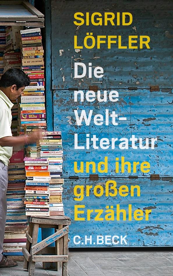 Cover des Buches 'Die neue Weltliteratur'