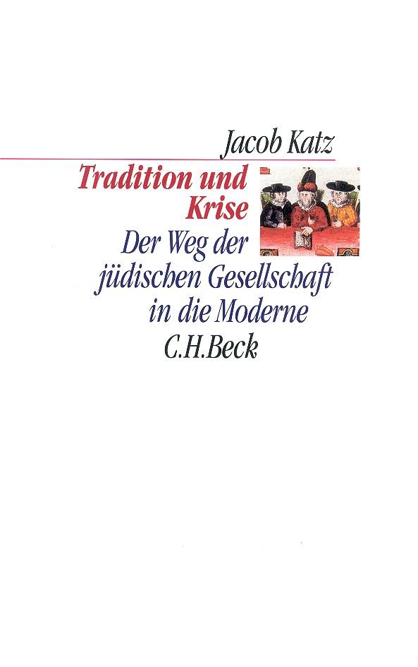 Cover des Buches 'Tradition und Krise'