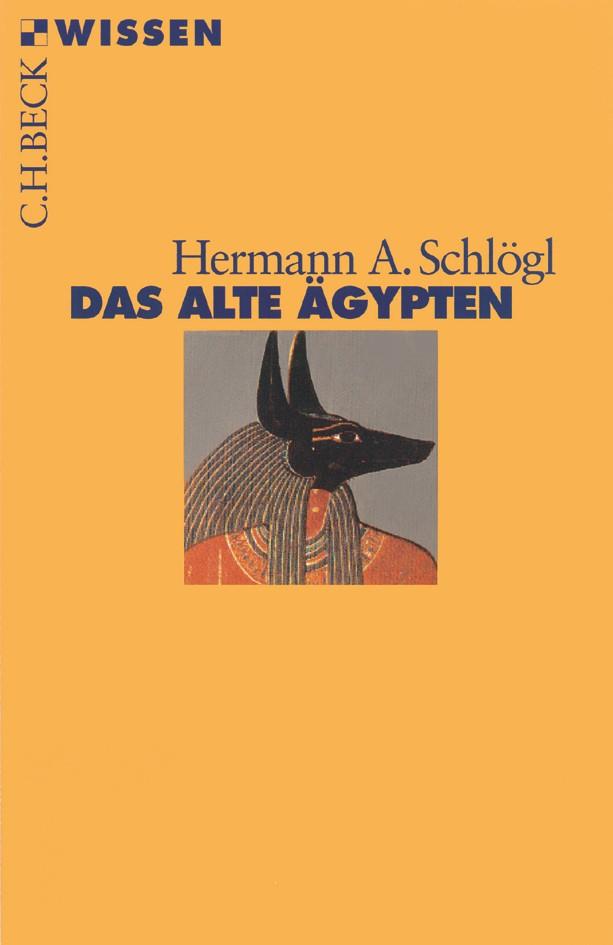 Cover des Buches 'Das Alte Ägypten'