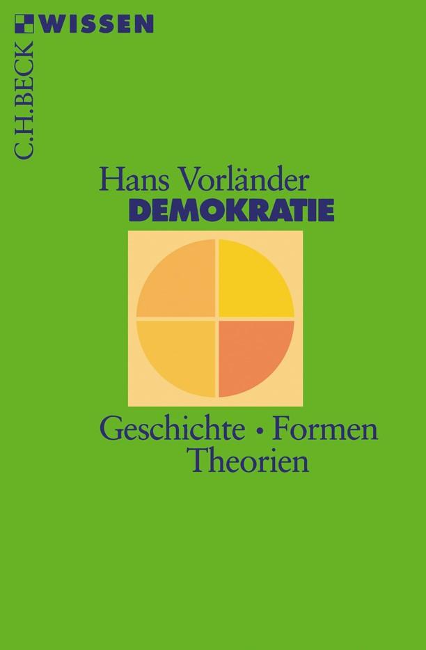 Cover des Buches 'Demokratie'