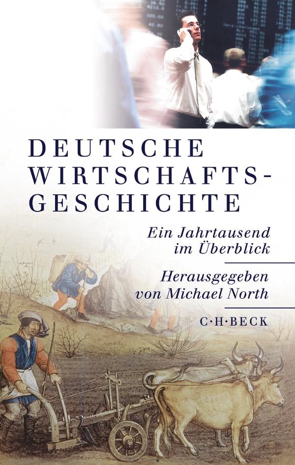 Cover des Buches 'Deutsche Wirtschaftsgeschichte'