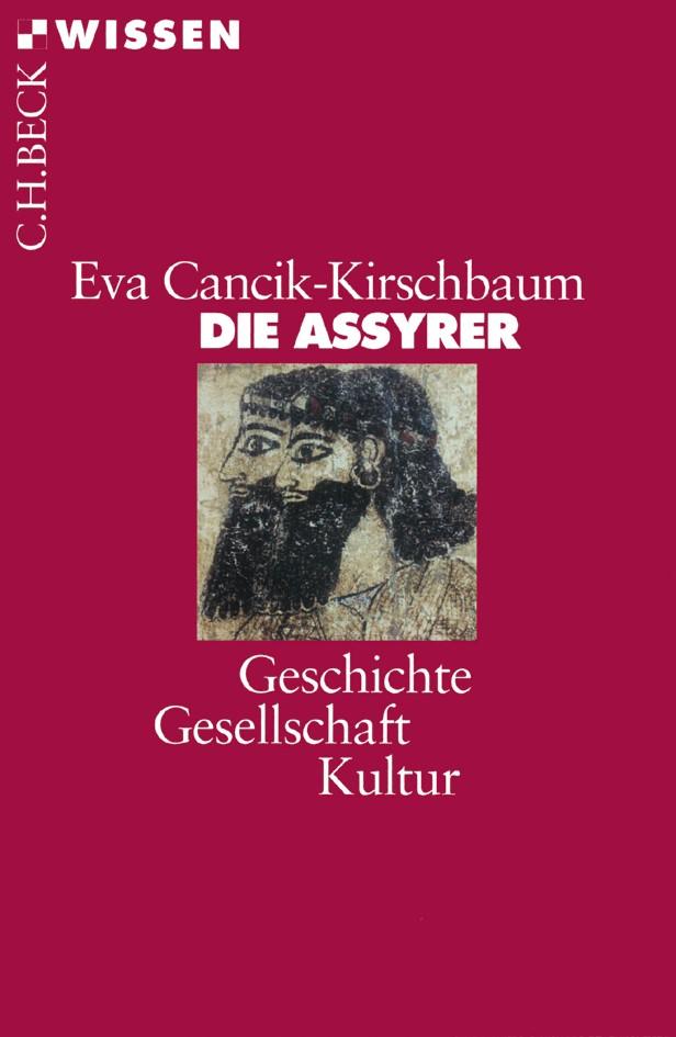 Cover des Buches 'Die Assyrer'