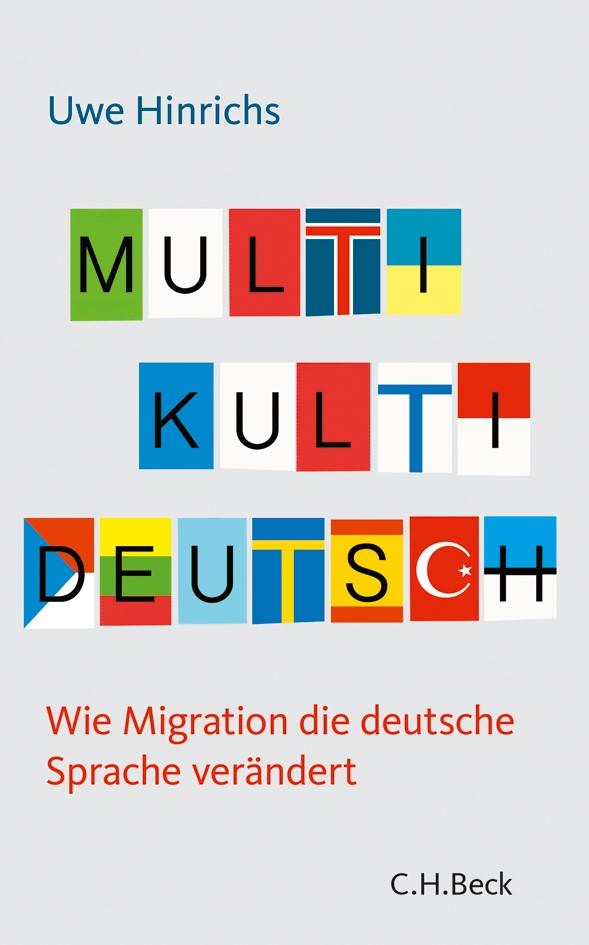 Cover des Buches 'Multi Kulti Deutsch'