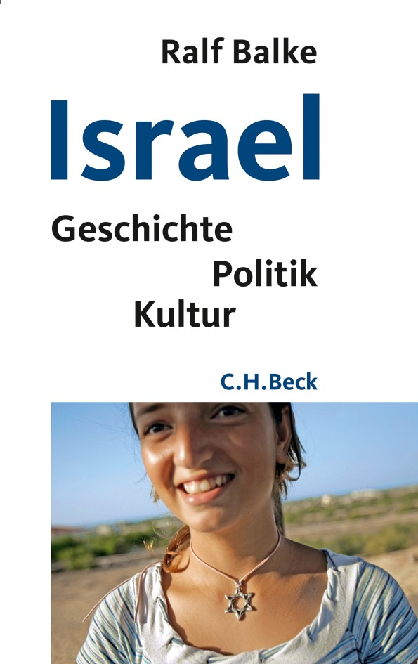 Cover des Buches 'Israel'