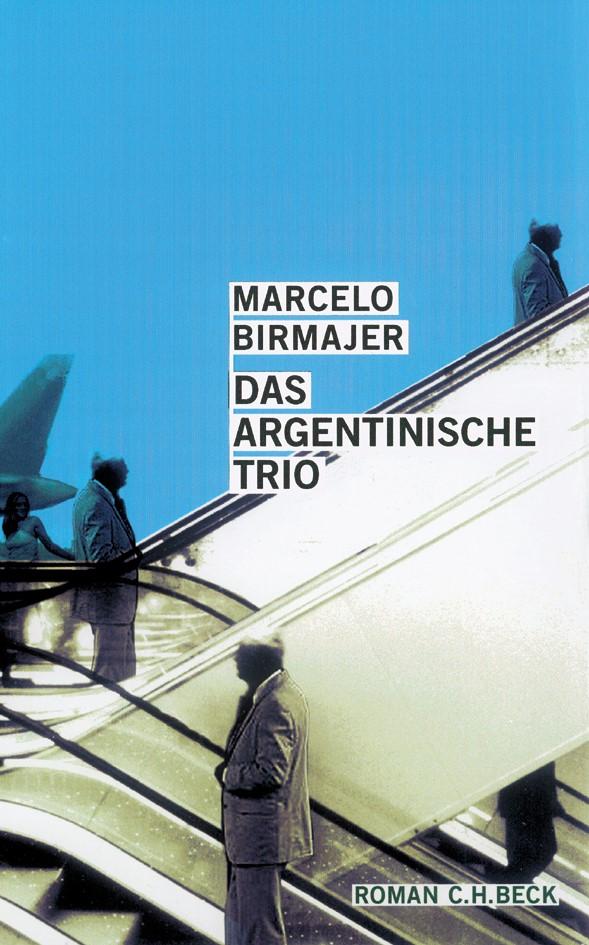 Cover des Buches 'Das argentinische Trio'
