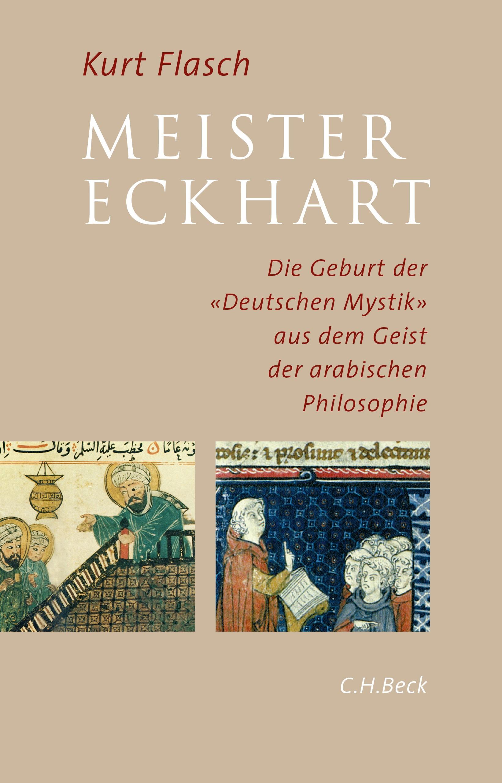 Cover des Buches 'Meister Eckhart'