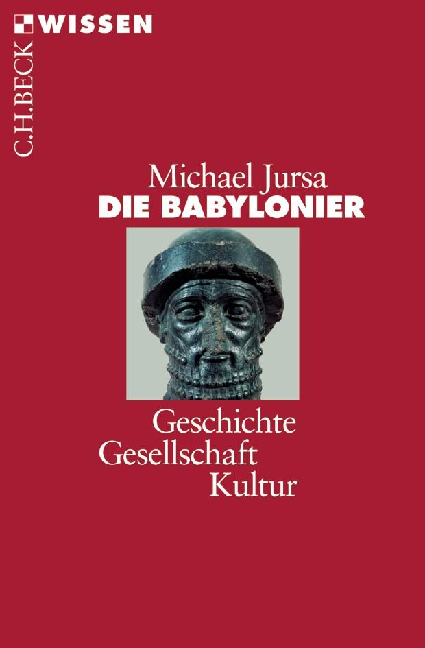 Cover des Buches 'Die Babylonier'