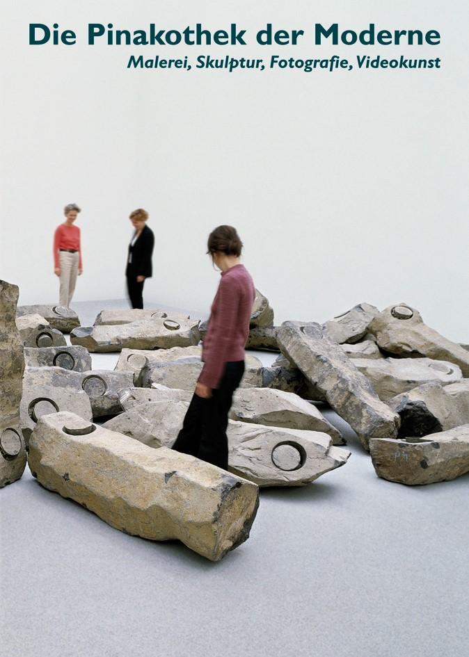 Cover des Buches 'Die Pinakothek der Moderne München'