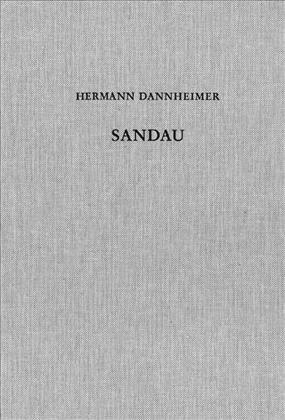 Cover des Buches 'Sandau'