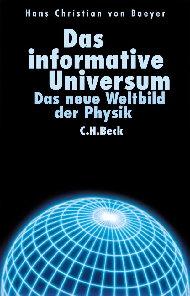 Cover des Buches 'Das informative Universum'