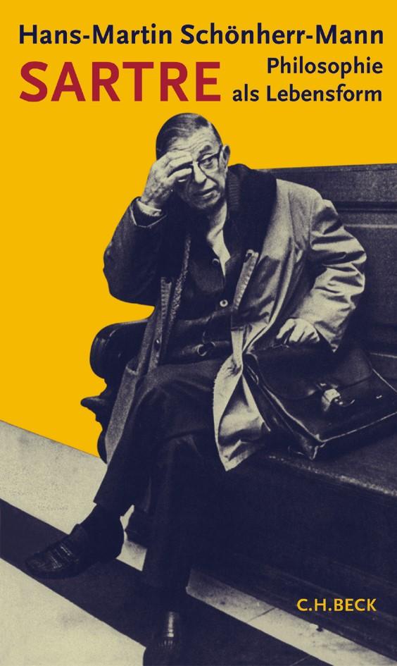 Cover des Buches 'Sartre'