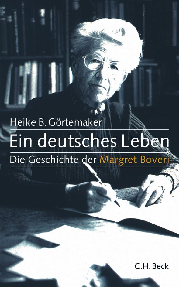 Cover des Buches 'Ein deutsches Leben'
