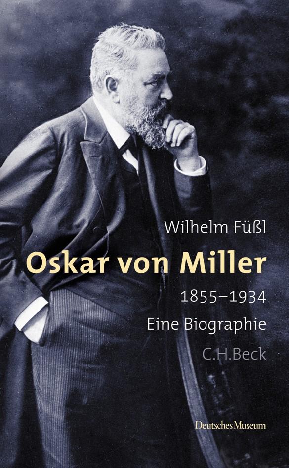 Cover des Buches 'Oskar von Miller'