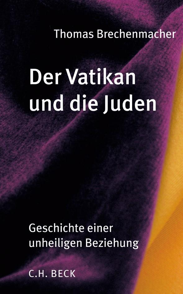 Cover des Buches 'Der Vatikan und die Juden'