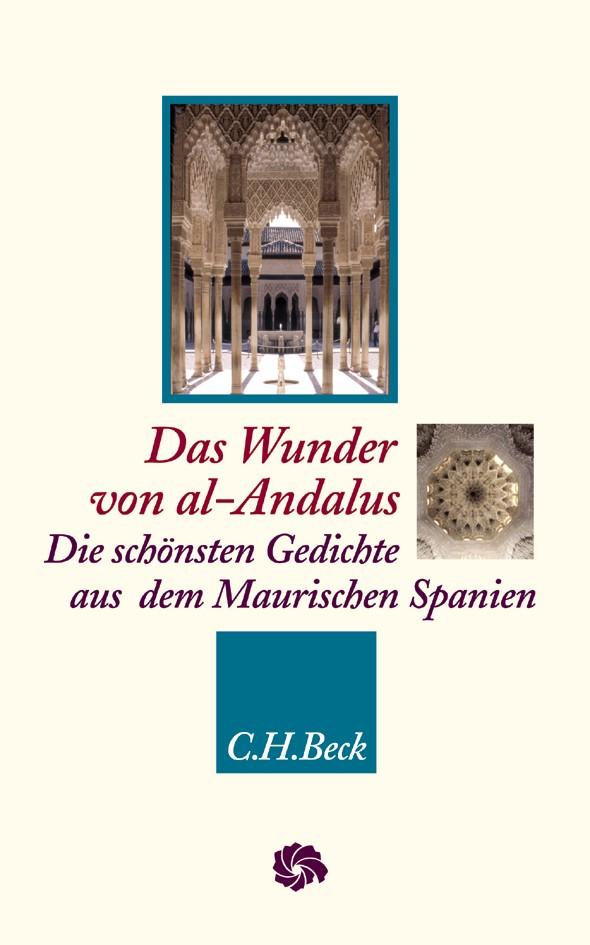 Cover des Buches 'Das Wunder von al-Andalus'