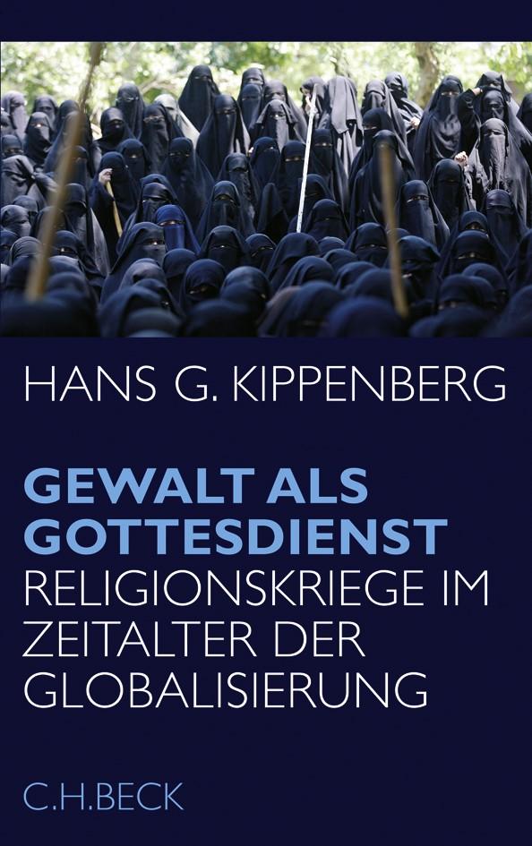 Cover des Buches 'Gewalt als Gottesdienst'