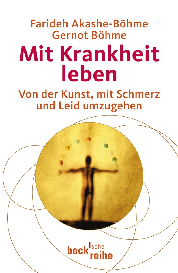 Cover des Buches 'Mit Krankheit leben'