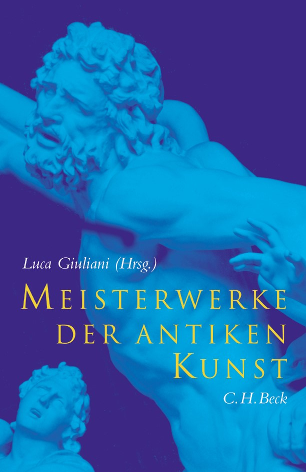 Cover des Buches 'Meisterwerke der antiken Kunst'