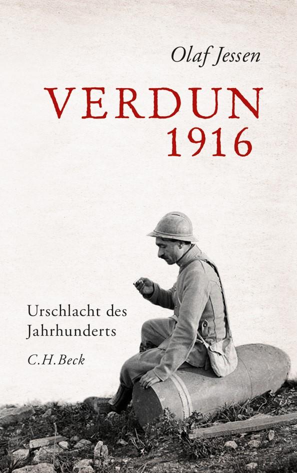 Cover des Buches 'Verdun 1916'
