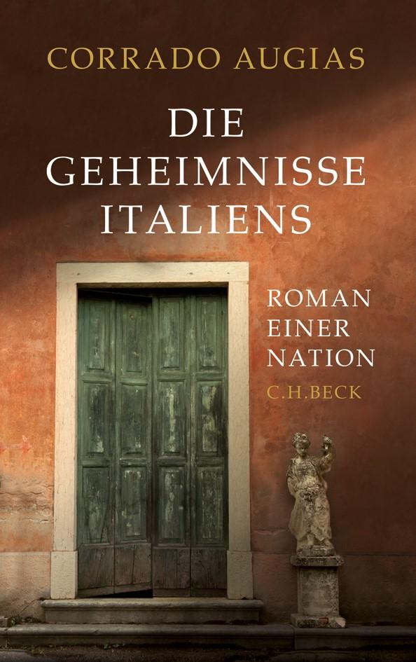 Cover des Buches 'Die Geheimnisse Italiens'